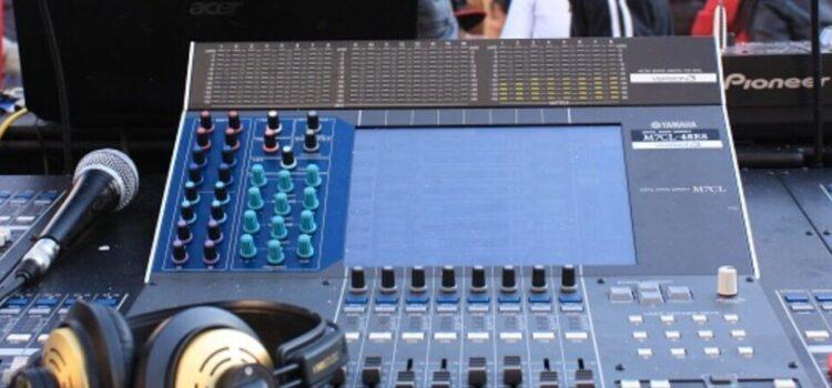 noleggio mixer