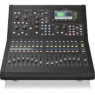noleggio mixer musicali