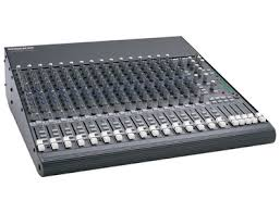 noleggio mixer analogico