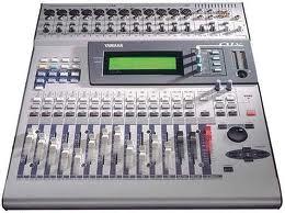 noleggio mixer digitali