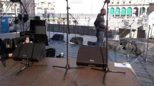 Piazza del Duomo Stage