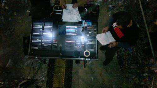 mixer service